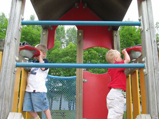 Play Structure Lookouts