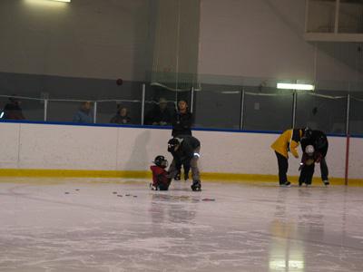 Carter Skating