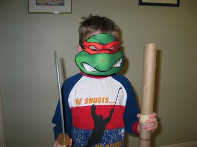 Ninja Boys!