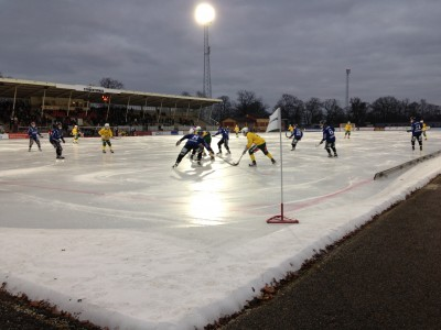 Bandy Game Action