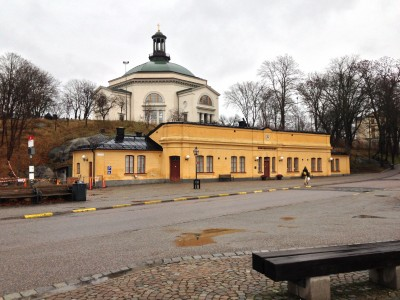 Skeppsholmen Building