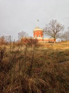 Castle on Kastellholmen island